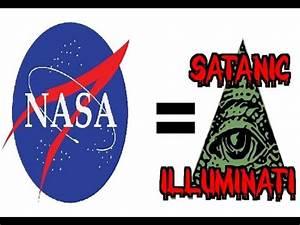 NASA NAZI SATANIC ILLUMINATI EXPOSED! Flat earth Debate ...