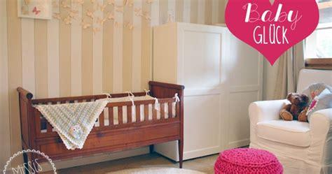 Einblick Ins Babyglück  Das Kinderzimmer Ist Fertig