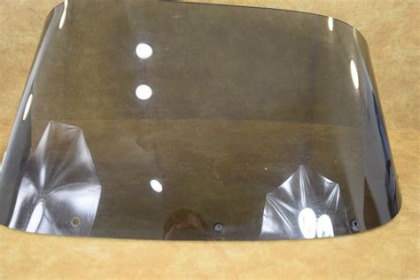 Boat Lexan Windshield by Used Tinted Plexiglass Boat Windshield 17 Quot H X 32 Quot W X 12