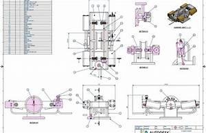 Worldskills  4 Cylinder Boxer Engine