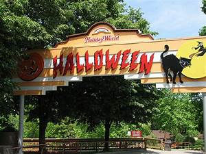 Holiday World Park Opens Halloween Weekends In October