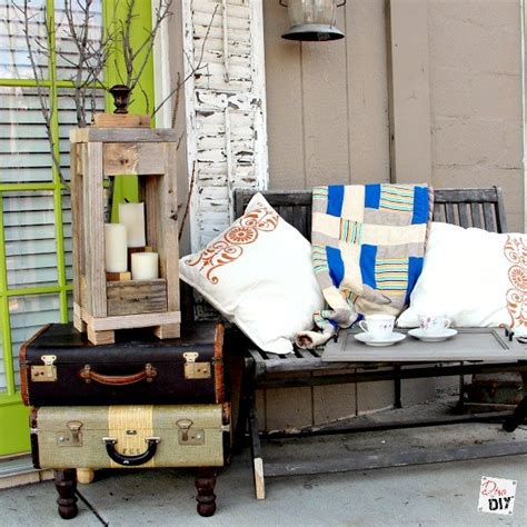 Rustic Lantern Easy And Affordable With 2x4s Hometalk