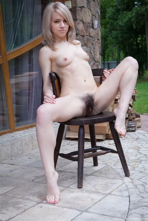 Hairy Girl Selena Is A Natural Beauty