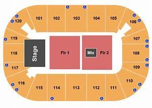 Agganis Arena Seating Chart  U0026 Seat Maps