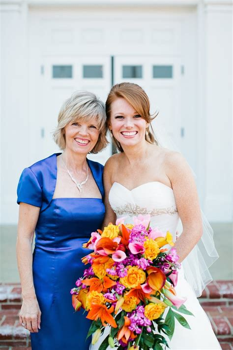 Mother Daughter Wedding Pictures POPSUGAR Love Sex