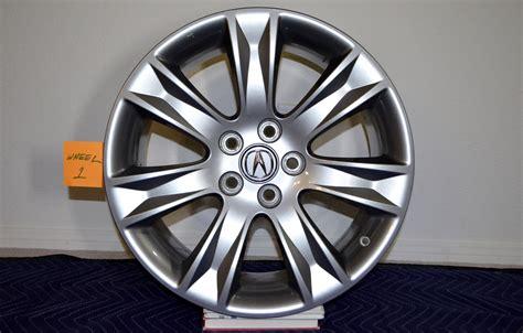 Acura Tl Oem Wheels by Sold Oem Mdx Advance 19x8 5 Wheels Set Of 4 Mdx Tl Rl