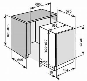 Spülmaschine 55 Cm : geschirrsp ler sp lmaschine a 60cm vollintegriert einbau geschirrsp lmaschine ebay ~ Markanthonyermac.com Haus und Dekorationen