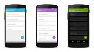android app design the best of material design apps for android so far