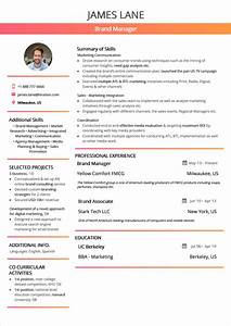 Resume Format 2020 Guide With Examples
