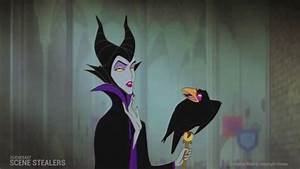 Sleeping Beauty - Maleficent gatecrashes the party ...