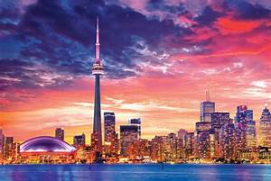 Toronto Skyline - Athena Posters