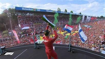 Leclerc Monza Charles Ferrari Gp Italia Win