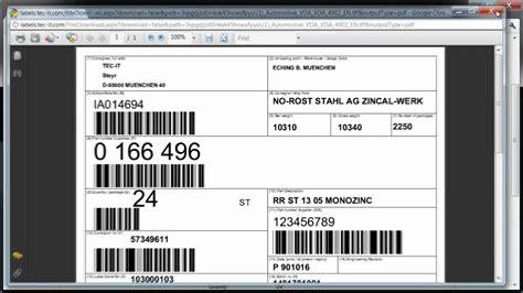 label printing web printing supplier labeling