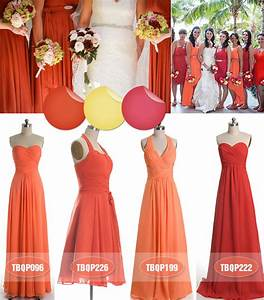bridesmaid dresses fall 2013 amazing color inspiration With fall wedding colors bridesmaid dresses
