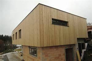 Fassade Mit Lärchenholz Verkleiden : emejing fassade aus l rchenholz contemporary ~ Sanjose-hotels-ca.com Haus und Dekorationen
