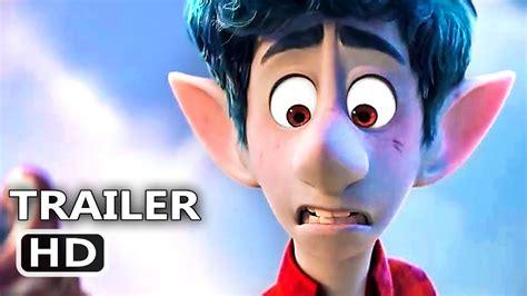 onward trailer    pixar disney  hd youtube