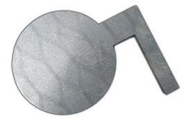 diy ar plate rack plate racks diy plate rack steel targets