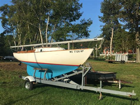 Boat Trailers For Sale On Cape Cod by 1976 Cape Dory Typhoon Trailer And Updates Sail Boat For