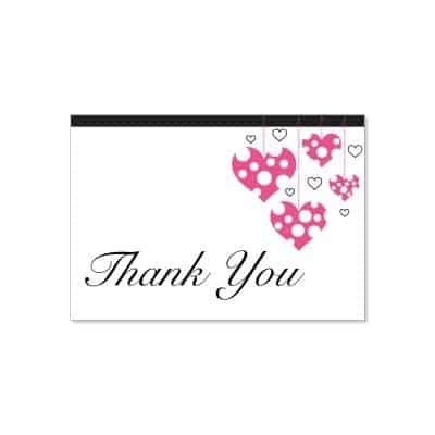 thank you card template in word top 5 designs of thank you card templates word templates