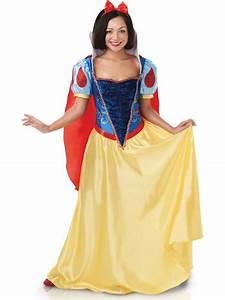 Deguisement Princesse Disney Adulte : d guisement princesse disney blanche neige adulte achat ~ Mglfilm.com Idées de Décoration