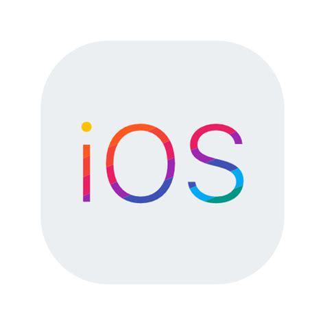 ios icon ios logo icon free at icons8