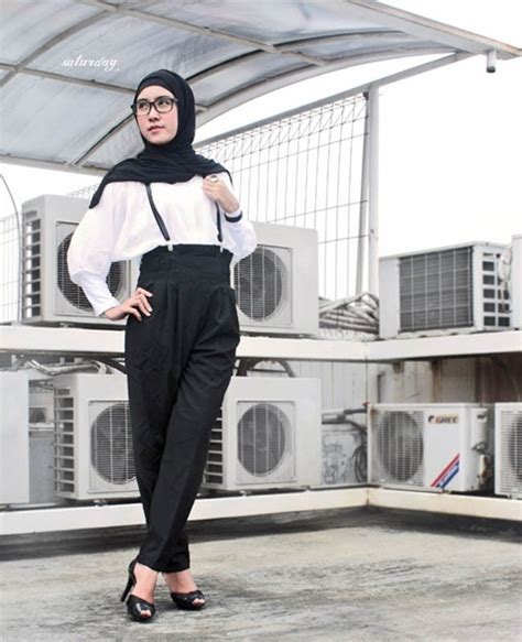 hijab fashion tutorial hijab terbaru