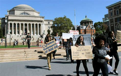Columbia Students to Lee Bollinger: Divest From Prisons ...