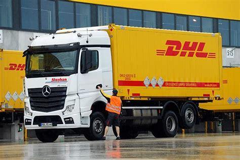 dhl ramps  logistics hub investment hong kong china daily
