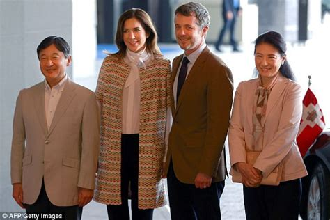 princess mary  denmark  chic  japan daily mail