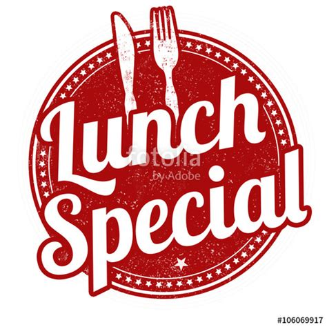 Image result for lunch special