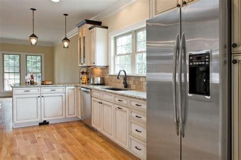 exles of painted kitchen cabinets cuisine blanche et inox id 233 es et astuces en 90 photos 8891