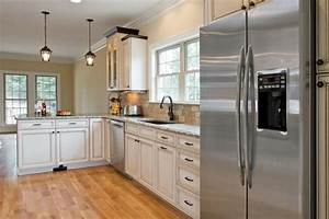 Cuisine for Kitchen colors with white cabinets with 4 murs papier peints