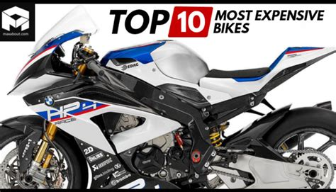 Top 10 Most Expensive Bikes You Can Buy In India