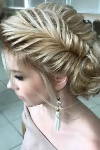 ideas  blonde prom hair  pinterest prom