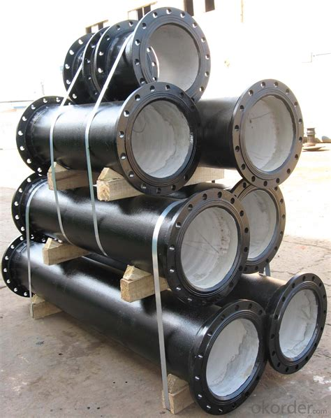 ductile iron pipe iso  class dn real time quotes  sale prices okordercom