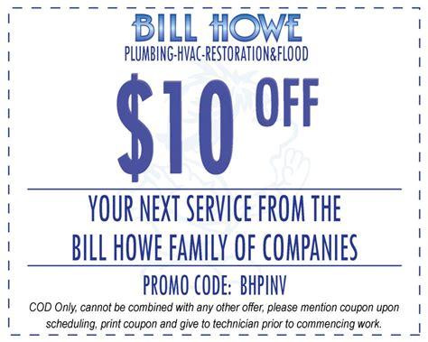 bill howe plumbing bill howe plumbing warranty