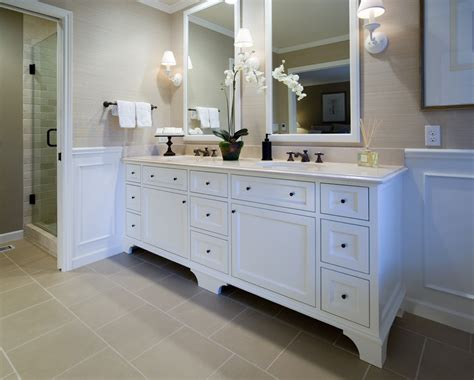 Bathroom Vanities White