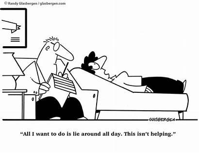 Cartoons Psychiatrist Health Mental Psychology Funnies Cartoon