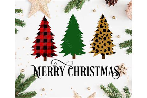 O christmas tree svg bundle. Merry Christmas svg, Christmas tree svg, Buffalo plaid svg
