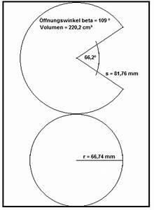 Kegel Volumen Berechnen : maximales volumen aus kegel mathelounge ~ Themetempest.com Abrechnung