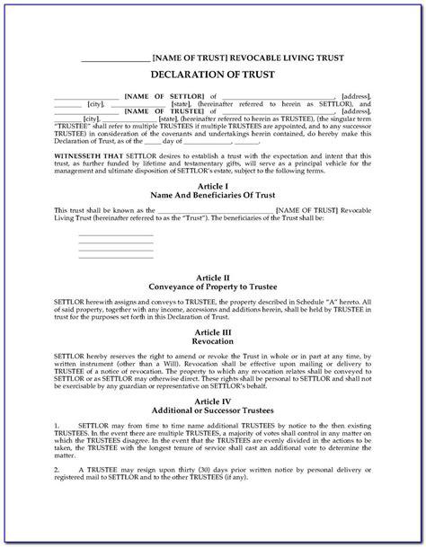 acceptance  successor trustee form michigan mbm legal