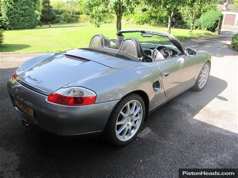 Porsche Boxster S For Sale by Object Moved