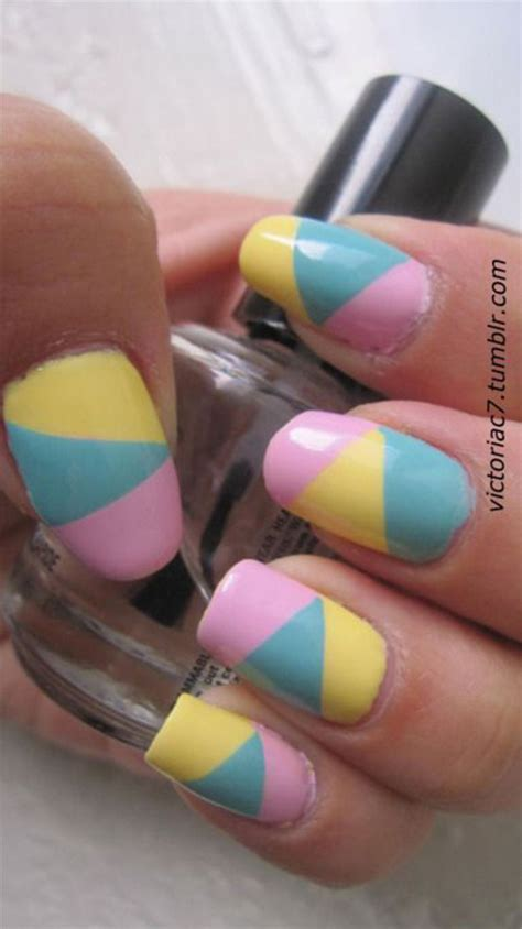 easter color nail art designs ideas stickers