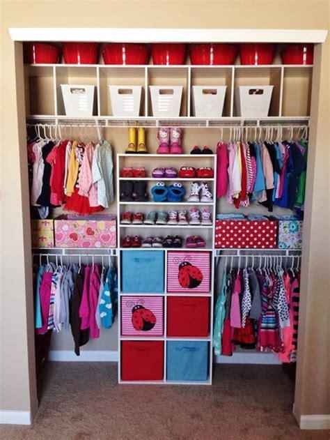 Closet Organization  Kids Bedroom In 2019  Kids Bedroom