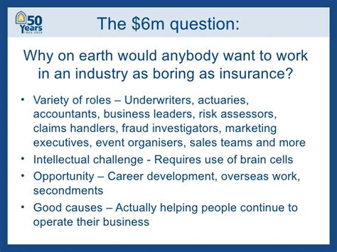 Careers In Insurance & Financial Advice