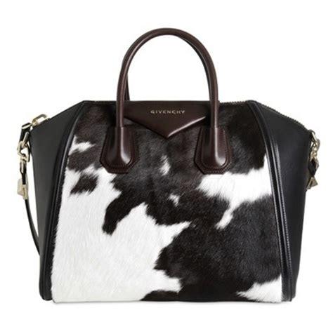 Givenchy Antigona Cowhide by Givenchy Antigona Medium Cow Printed Ponyskin Bag