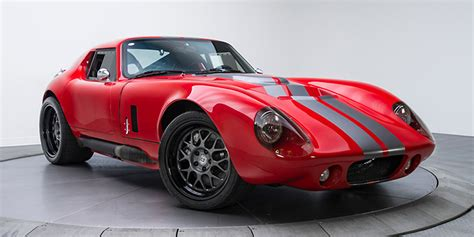 Daytona For Sale by 1965 Shelby Daytona Replica For Sale Ford Authority