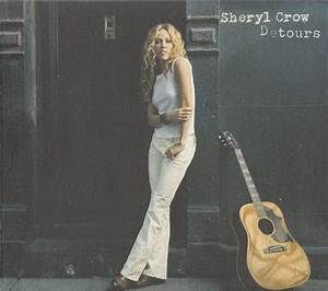 Bill Fo Sale Sheryl Crow Detours 2008 Cardsleeve Cd Discogs