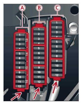 Fuse Box On Audi Q7 by 2016 Audi Q7 Fuse Box Wiring Diagram