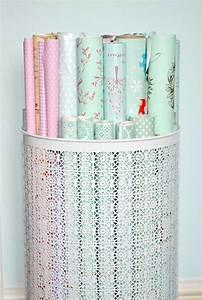 Geschenkpapier Organizer Ikea : organiza el espacio con estos trucos ~ Eleganceandgraceweddings.com Haus und Dekorationen